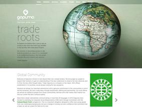 Gapuma homepage