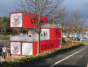 Costa concept for BrandBox