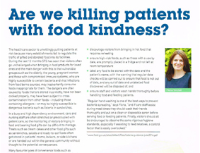STS 'Food Kindness' Article